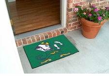 "Notre Dame Fighting Irish 20""x30"" Logo Starter Floor Mat"