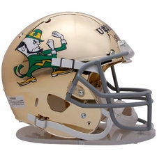 Notre Dame Fighting Irish 2012 Undefeated Season Schutt Full Size Replica Helmet