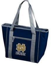 Notre Dame Fighting Irish 30 Can Cooler Tote