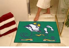 "Notre Dame Fighting Irish 34""x45"" Logo All-Star Floor Mat"