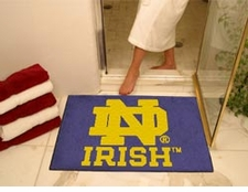 "Notre Dame Fighting Irish 34""x45"" ND All-Star Floor Mat"