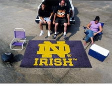 Notre Dame Fighting Irish 5'x8' ND Ulti-mat Floor Mat