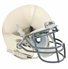Notre Dame Fighting Irish Bright Gold Schutt Authentic Mini Helmet