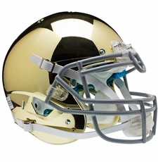 Notre Dame Fighting Irish Bright Gold Schutt XP Authentic Helmet