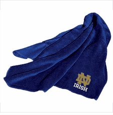 Notre Dame Fighting Irish Fleece Throw