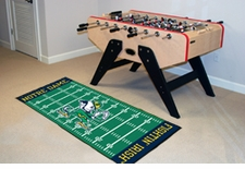 "Notre Dame Fighting Irish Football Runner 30""x72"" Floor Mat"