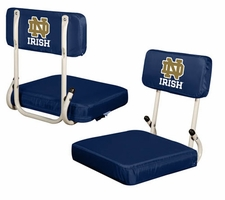 Notre Dame Fighting Irish Hard Back Stadium Seat
