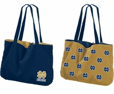 Notre Dame Fighting Irish Reversible Tote Bag