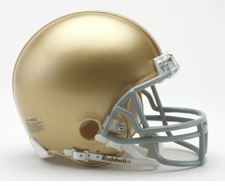 Notre Dame Fighting Irish Riddell Replica Mini Helmet