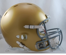 Notre Dame Fighting Irish Riddell Revolution Authentic Helmet