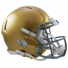 Notre Dame Fighting Irish Riddell Revolution Speed Authentic Helmet