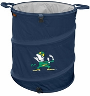 Notre Dame Fighting Irish Tailgate Trash Can / Cooler / Laundry Hamper