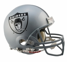 Oakland Raiders 1960-63 Throwback Riddell Pro Line Helmet