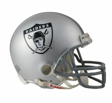 Oakland Raiders 1963 Throwback Replica Mini Helmet