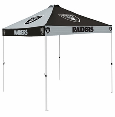 Oakland Raiders  - Checkerboard Tent