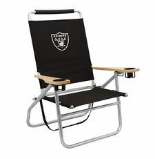 Oakland Raiders  - Seaside Beach Chair