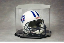 Octagon Regulation Full Size Helmet Display Case