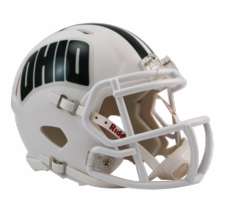 Ohio Bobcats Riddell Speed Mini Helmet