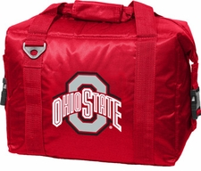 Ohio State Buckeyes 12 Pack Small Cooler