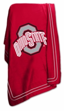 Ohio State Buckeyes Classic Fleece Blanket
