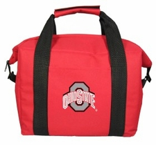Ohio State Buckeyes Kolder 12 Pack Cooler Bag
