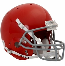 Ohio State Buckeyes Red Schutt Full Size Replica Helmet