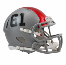 Ohio State Buckeyes Special '61' Riddell Speed Mini Helmet