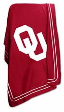 Oklahoma Sooners Classic Fleece Blanket