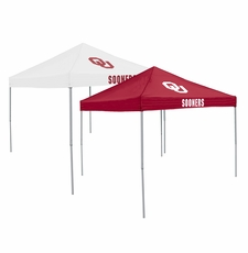 Oklahoma Sooners Home / Away Reversible Logo Tailgate Tent
