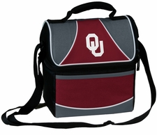 Oklahoma Sooners Lunch Pail