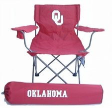 Oklahoma Sooners Rivalry Adult Chair