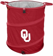 Oklahoma Sooners Tailgate Trash Can / Cooler / Laundry Hamper