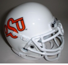 Oklahoma State Cowboys 1984 Schutt Throwback Mini Helmet
