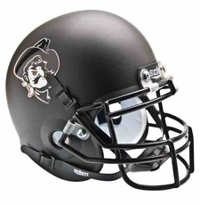 Oklahoma State Cowboys Black Pistol Pete Schutt Authentic Mini Helmet