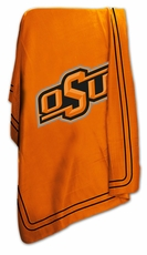 Oklahoma State Cowboys Classic Fleece Blanket