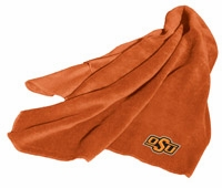 Oklahoma State Cowboys Fleece Throw