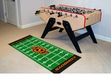 "Oklahoma State Cowboys Football Runner 30""x72"" Floor Mat"