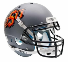 Oklahoma State Cowboys Gray Schutt XP Authentic Helmet
