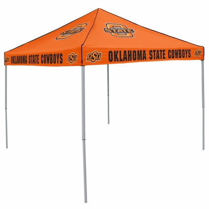 Oklahoma State Cowboys Orange Logo Canopy Tailgate Tent