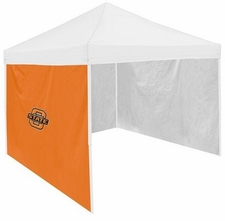 Oklahoma State Cowboys Orange Side Panel for Logo Tents