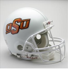 Oklahoma State Cowboys Riddell Pro Line Authentic Helmet