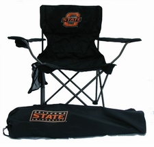 Oklahoma State Cowboys Rivalry Adult Chair