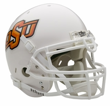 Oklahoma State Cowboys Schutt Authentic Full Size Helmet
