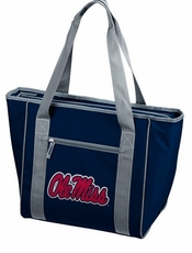 Ole Miss (Mississippi) Rebels 30 Can Cooler Tote