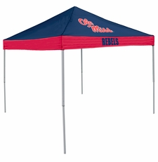 Ole Miss (Mississippi) Rebels Economy 2-Logo Logo Canopy Tailgate Tent