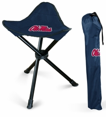 Ole Miss (Mississippi) Rebels Folding Stool