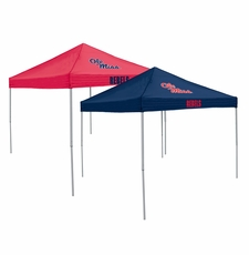 Ole Miss (Mississippi) Rebels Home / Away Reversible Logo Tailgate Tent