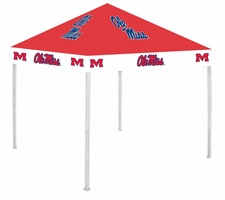 Ole Miss (Mississippi) Rebels Rivalry Tailgate Canopy Tent