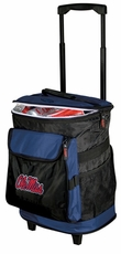 Ole Miss (Mississippi) Rebels Rolling Cooler
