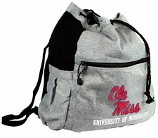 Ole Miss (Mississippi) Rebels Sport Pack Backpack